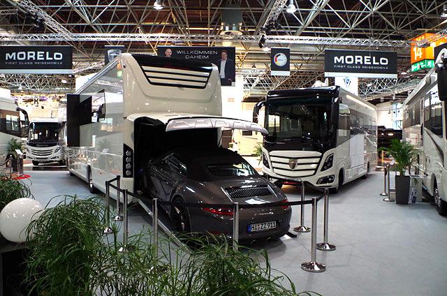 Caravan salon Düsseldorf<