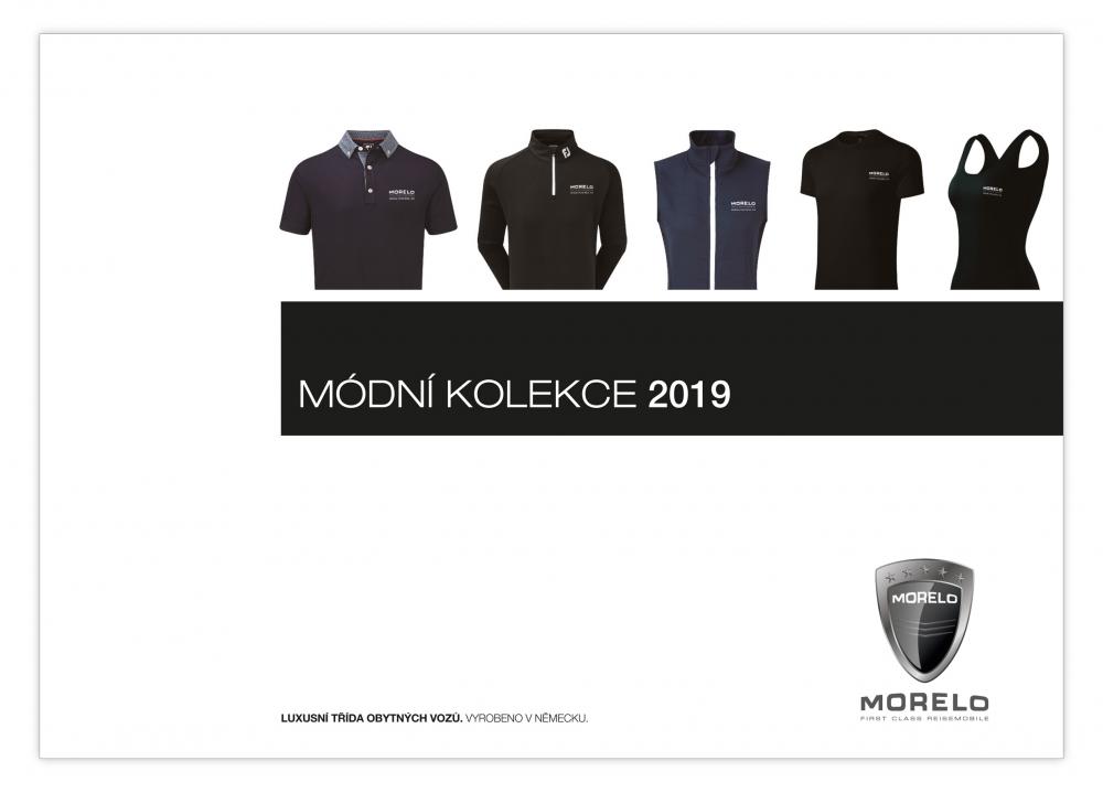Módní kolekce Morelo 2019