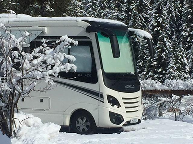 Sraz Morelo.cz v Caravan Sexten Park